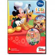 Kit A Casa Do Mickey Mouse. Aventuras. Col. Disney Junior