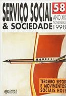 Revista Servico Social & Sociedade No 58 - Terceir