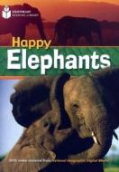 FOOTPRINT READING LIBRARY - HAPPY ELEPHANTS