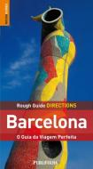 BARCELONA: ROUGH GUIDE DIRECTIONS 2008
