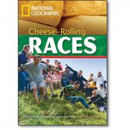 FOOTPRINT READING LIBRARY - CHEESE-ROLLING RACES