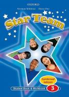 STAR TEAM 3 ( STUDENT S BOOK / WORKBOOK / VIDEO-RO