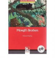 MOWGLI S BROTHERS WITH CD INSIDE