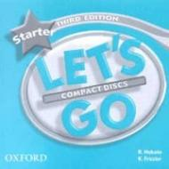 LET S GO - STARTER - THIRD EDITION - COMPACT DISCS