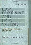 LEGAL REASONING AND LEGAL WRITING: STRUCTURE, STRA