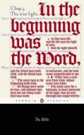 THE BIBLE ( PENGUIN CLASSICS)
