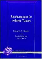 REIMBUSRSEMENT FOR ATHLETIC TRAINERS