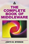 THE COMPLETE BOOK OF MIDDLEWARE