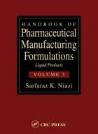 HANDBOOK OF PHARMACEUTICAL MANUFACTURING FORMULA01