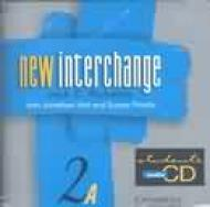 NEW INTERCHANGE 2A - STUDENTS - CD AUDIO