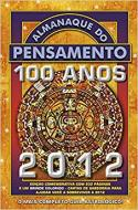 ALMANAQUE DO PENSAMENTO 2012.