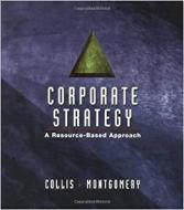 CORPORATE STRATEGY - A RESOURCE BASED APPROACH   0