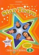 STAR TEAM 2 - STUDENT S BOOK / WORKBOOK WITH VIDEO