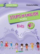 STEPS IN ENGLISH KIDS - 4o ANO - 2o ED. 2010