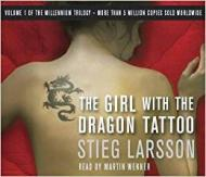 GIRL WITH DRAGON TATTOO AUDIO CD