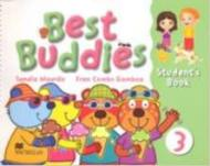 BEST BUDDIES - STUDENTS BOOK WITH STUDENTS TAKE HOME CD 3