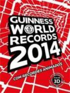 GUINNESS WORLD RECORDS 2014 - COM RECORDES ANIMADO